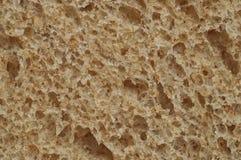 Textura de la rebanada del pan Imágenes de archivo libres de regalías