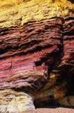 Textura de la roca Imagen de archivo libre de regalías