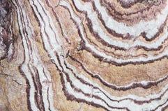 Textura de la roca Fotos de archivo libres de regalías