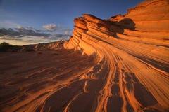 Textura de la roca Foto de archivo libre de regalías