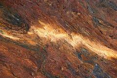 Textura de la roca volcánica Fotografía de archivo libre de regalías