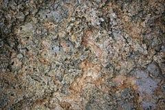Textura de la superficie de la roca Foto de archivo
