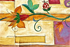 Textura de la tapicería de los muebles Imágenes de archivo libres de regalías