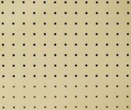 Textura de la tarjeta de clavija o de la tarjeta del techo foto de archivo