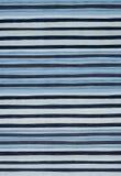 Textura de la tela de la raya Imagenes de archivo