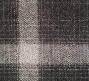 Textura de la tela de las lanas Fotos de archivo
