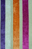 Textura de la tela del modelo de la raya Imagen de archivo libre de regalías