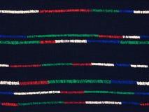 Textura de la tela del paño Imagen de archivo