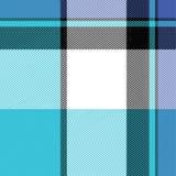 Textura de la tela escocesa Fotografía de archivo libre de regalías