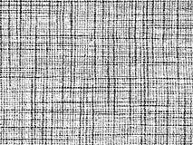 Textura de la tela Paño hecho punto, algodón, fondo de las lanas Fondo del vector Fondo sucio áspero del Grunge Pintura negra cep fotografía de archivo libre de regalías