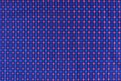 Textura de la tela para el fondo Imagen de archivo