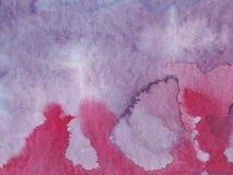 Textura de la tinta india en el papel Imagen de archivo libre de regalías