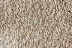 Textura de la toalla Imagen de archivo libre de regalías