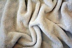 Textura 1 de la toalla Fotografía de archivo