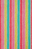 Textura de la toalla de baño Imagen de archivo libre de regalías
