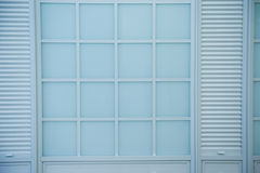 Textura de la ventana Imagen de archivo libre de regalías