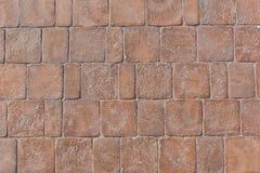 Textura de ladrillos rojos Foto de archivo