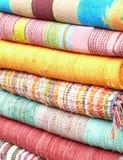Textura de las alfombras foto de archivo