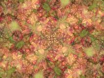 Textura de las hojas de los pétalos de las flores Fotos de archivo