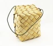 Textura de las hojas de palma imágenes de archivo libres de regalías