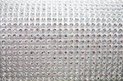Textura de las joyas fotografía de archivo