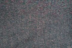 Textura de las lanas de la máquina que hace punto Foto de archivo
