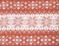 Textura de las lanas de la terracota Imágenes de archivo libres de regalías