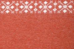 Textura de las lanas de la terracota Fotografía de archivo libre de regalías