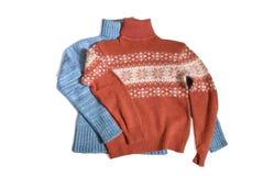 Textura de las lanas de la terracota Foto de archivo