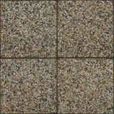 Textura de las pequeñas rocas Fotografía de archivo