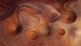 Textura de las rocas Fotografía de archivo