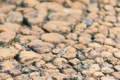 Textura de las rocas Fotografía de archivo libre de regalías