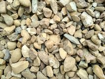 Textura de las rocas Grado, difícilmente fotos de archivo