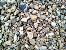 Textura de las rocas Grado, difícilmente rocas del colourfull imagenes de archivo