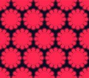Textura de las servilletas con un ornamento Foto de archivo