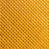 Textura de las tejas de mosaico del oro Imágenes de archivo libres de regalías