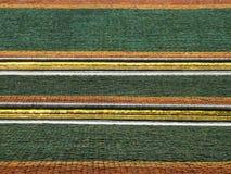 Textura de las tejas de tejado Fotografía de archivo