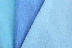 Textura de las toallas Imagenes de archivo