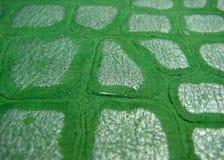 Textura de Leater Fotografia de Stock