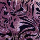 Textura de leopardo listrado da tela da cópia Imagens de Stock