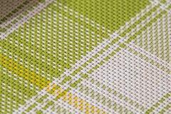 Textura de linhas de entrelaçamento das cores brancas, amarelas e verdes screensaver, fundo marcado ao toque imagem de stock royalty free