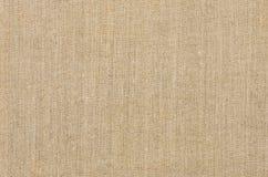 Textura de linho Fotografia de Stock