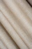 Textura de linho da tela Fotografia de Stock Royalty Free