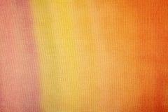 Textura de linho, detalhes do fundo Imagem de Stock
