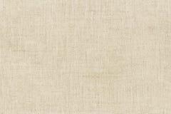 Textura de linho natural para o fundo Imagem de Stock
