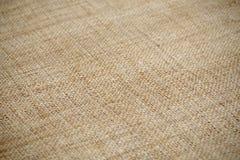 Textura de linho natural para o fundo Foto de Stock Royalty Free