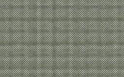 Textura de linho natural verde para a ilustração do fundo 3D Imagens de Stock Royalty Free