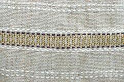 Textura de lino foto de archivo libre de regalías