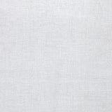 Textura de lino blanca Foto de archivo libre de regalías