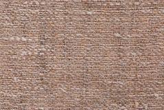 Textura de lino de la tela Fotos de archivo libres de regalías